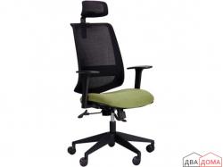 Крісло Carbon HB зелений AMF