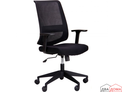 Крісло Carbon LB чорний AMF