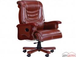 Крісло Монреаль коричневий AMF