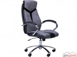 Крісло Прайм сірий AMF