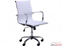 Крісло Slim LB білий AMF