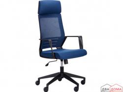 Крісло Twist black синій AMF